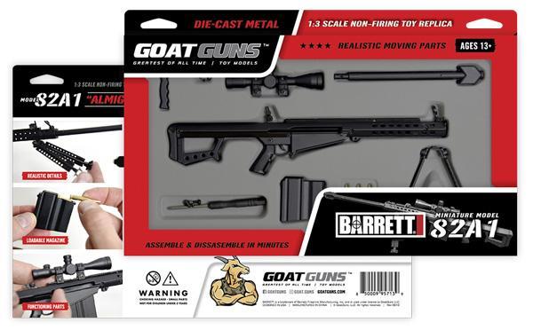 GoatGuns - Mini .50 CAL - Black