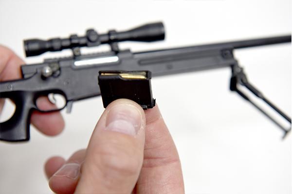 GoatGuns - Mini Sniper - Black