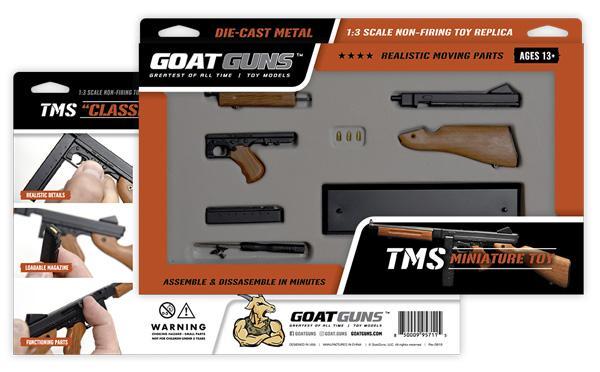 GoatGuns - Mini TMS