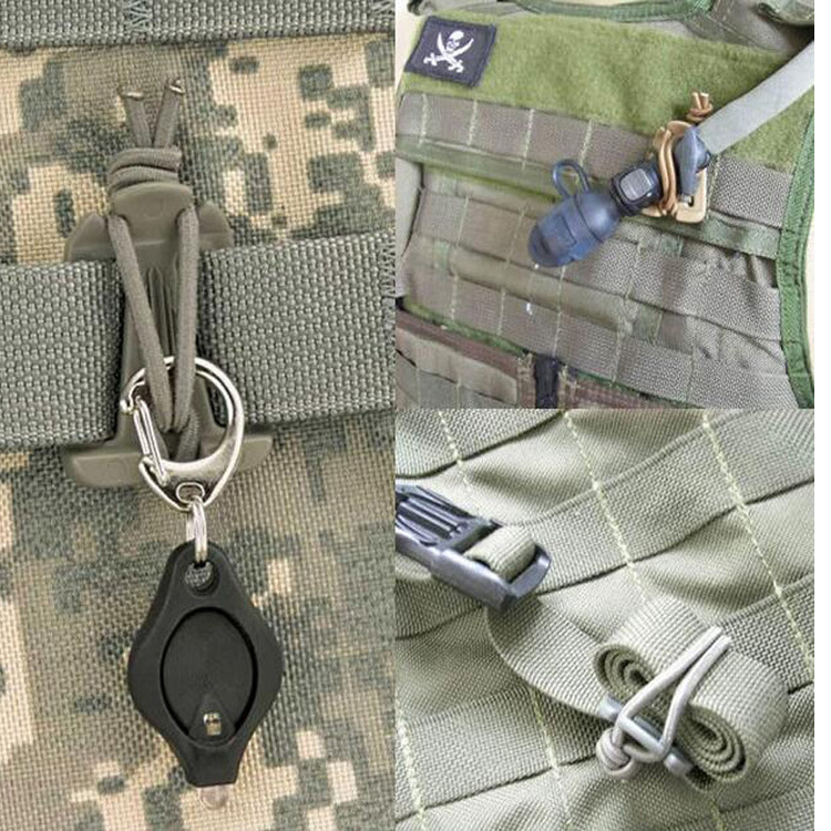 ITW Webdom Web Dominator Molle Backpack Carabiner