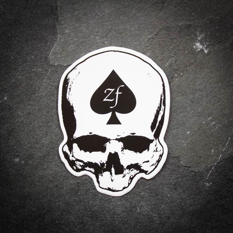 Zero Foxtrot - Sticker