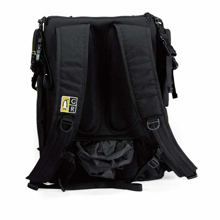 Guga Ribas - Unique Backpack