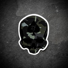 Black out Foxtrot - Sticker