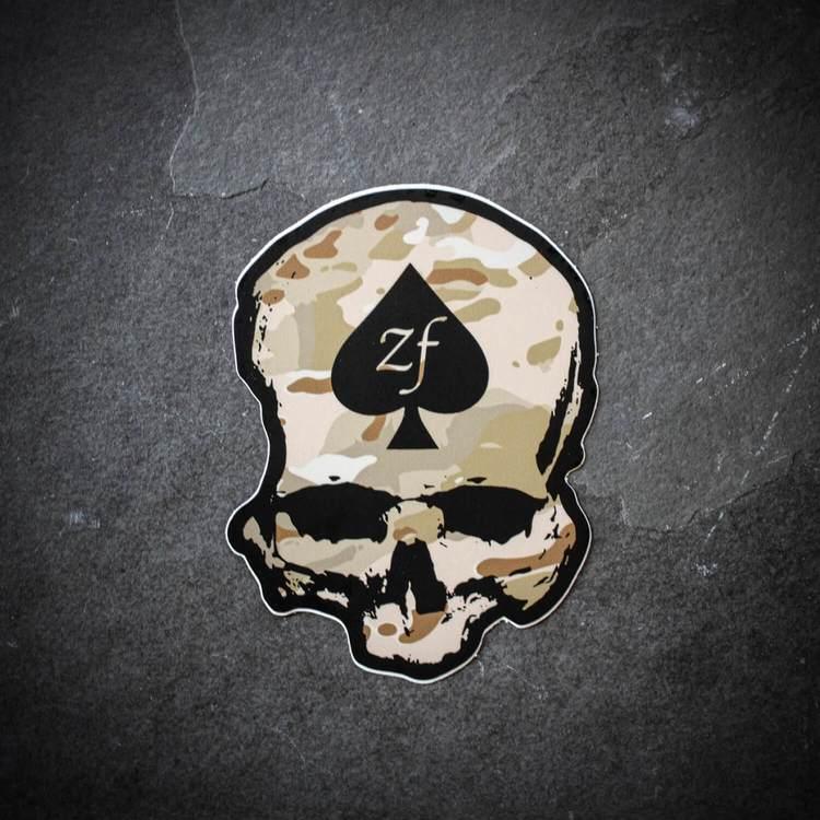 ZF - Arid Foxtrot - Sticker