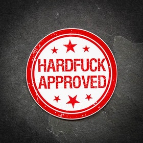Hardfuck Approved - Sticker