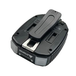 P.I.E. timer belt clip