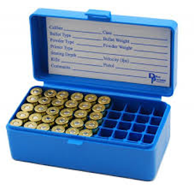 Dillon Ammo Box, 50 rounds