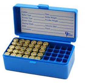 Dillon Ammo Box, 50 rounds