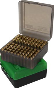 MTM Ammo Box 100 rd. Flip-Top 308Win/22-250/243/220