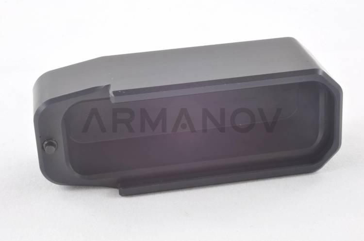 Armanov - +5 Rnd Magazine Pad for AR-15 MAGPUL GEN M3 .223 Rem Magazine