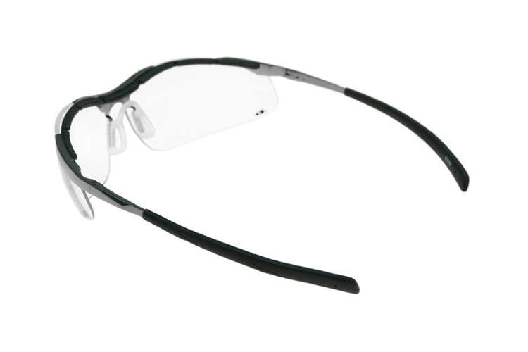 Bolle - Contour clear glasses - metal