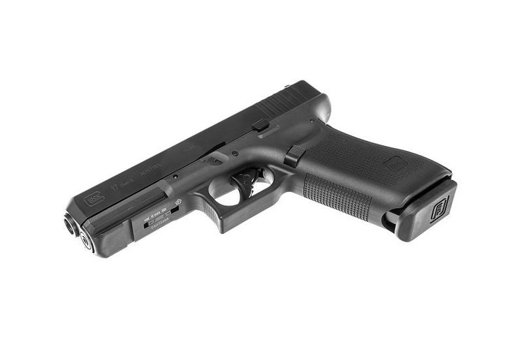 Airsoft GBB Glock 17 gen.5 CO2