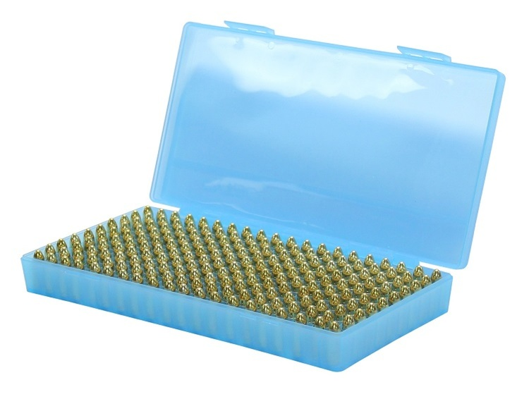 Ammo Box - 200 Rounds - 9mm, .40, .45