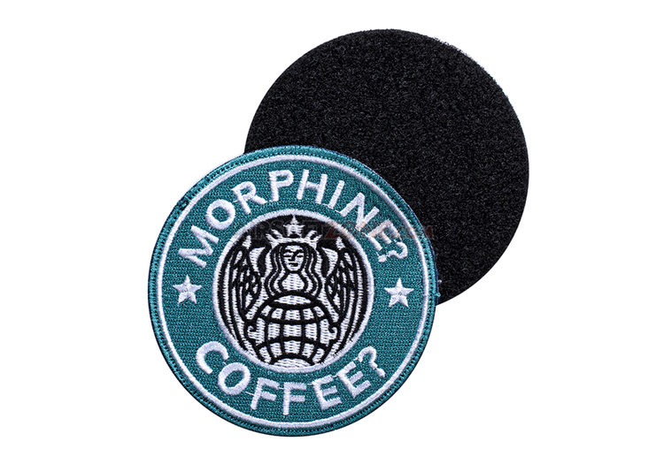 Morpine & Coffee Patch