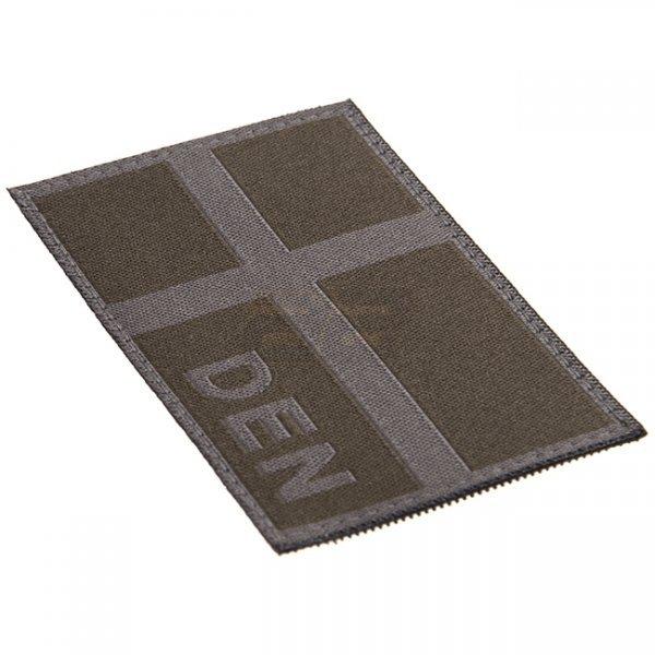 Clawgear - Denmark Flag RAL7013 Patch