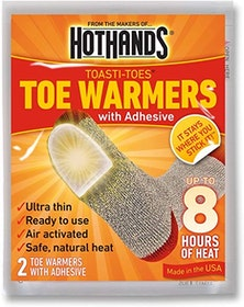 HotHands Adhesive Toe Warmers
