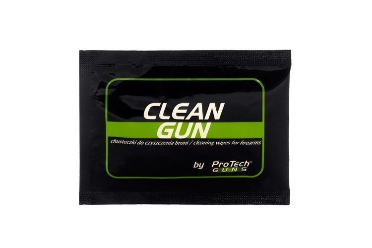 Clean Gun Tissues for Gun Cleaning