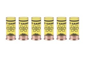 12 Gauge Tactical 20ml Glass Set