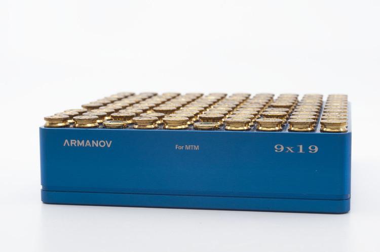 Armanov - OAL Checker for Case Gauge Box