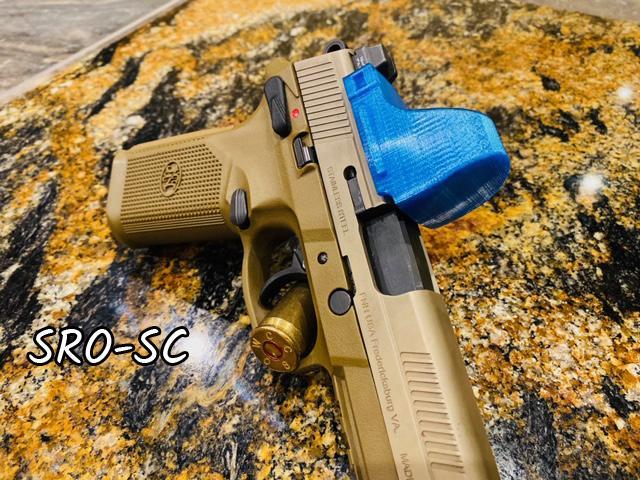 RangePanda - Trijicon SRO G2 Cover