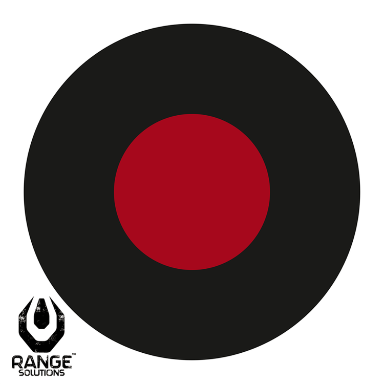 RS - 3GUN Practice Target
