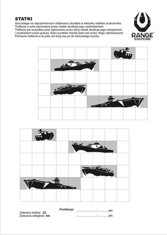 RS - Ships Shooting Target