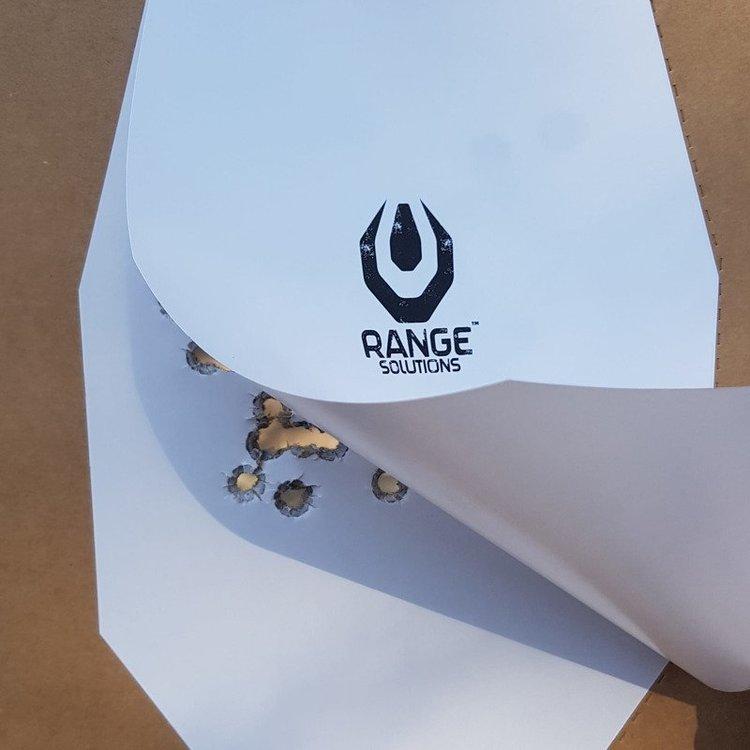 RS - Alpha Shooting Target