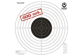 RS - PSP Shooting Target - 500 Pcs