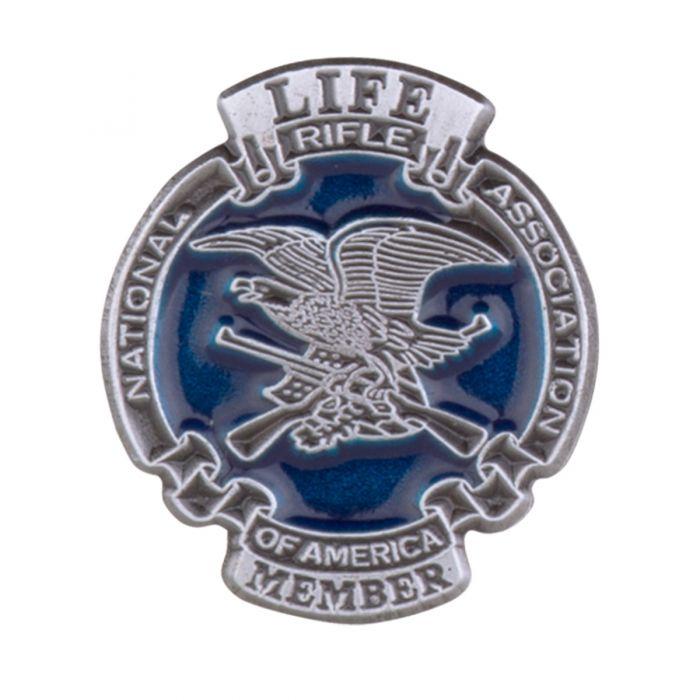 NRA Hertiage Label pin