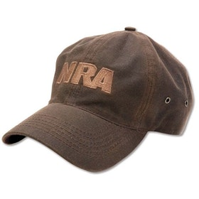 "NRA ""Chocolate lab"" hat"