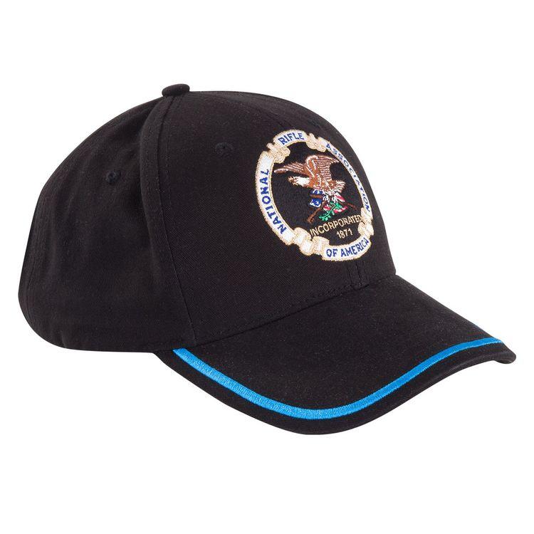 NRA Life Member Pride hat