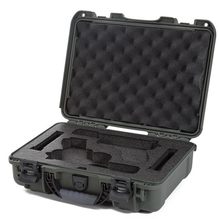 NANUK 910 2UP Glock® Pistol Case