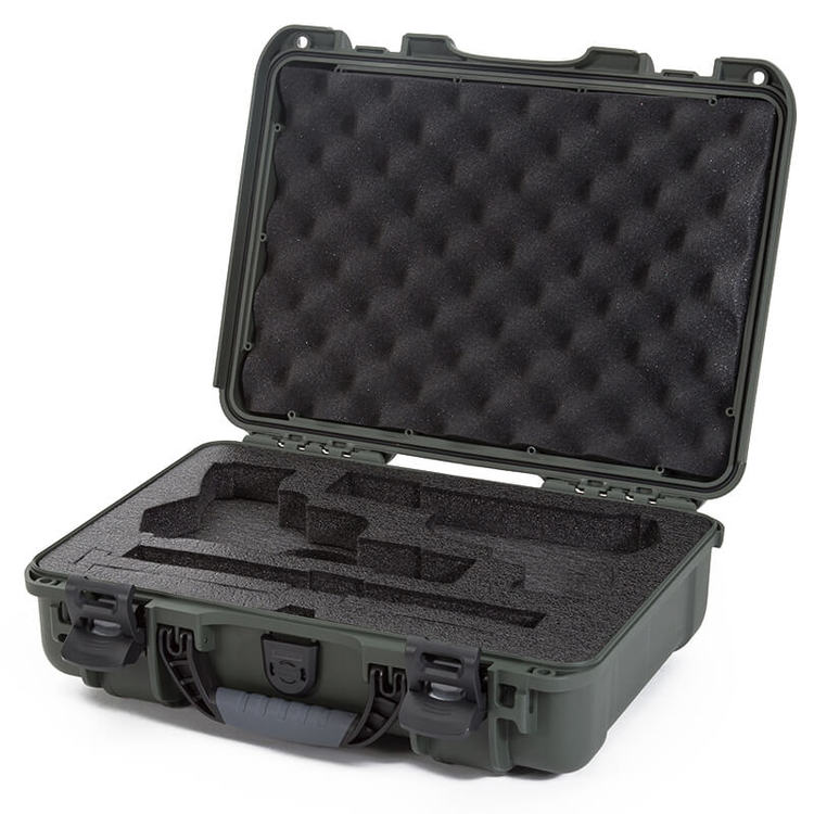NANUK 910 2UP Classic Pistol Case
