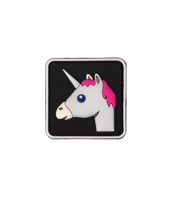 3D Rubber Unicorn Patch