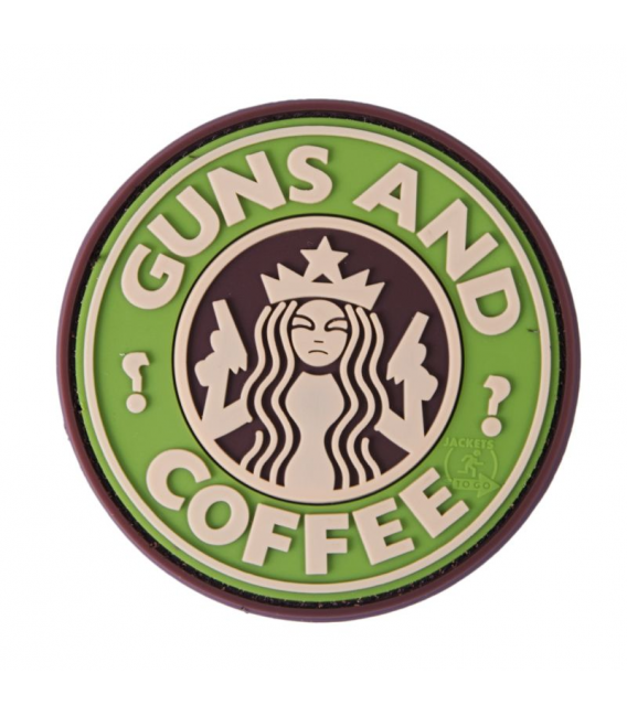 3D Rubber Guns and Coffee Patch