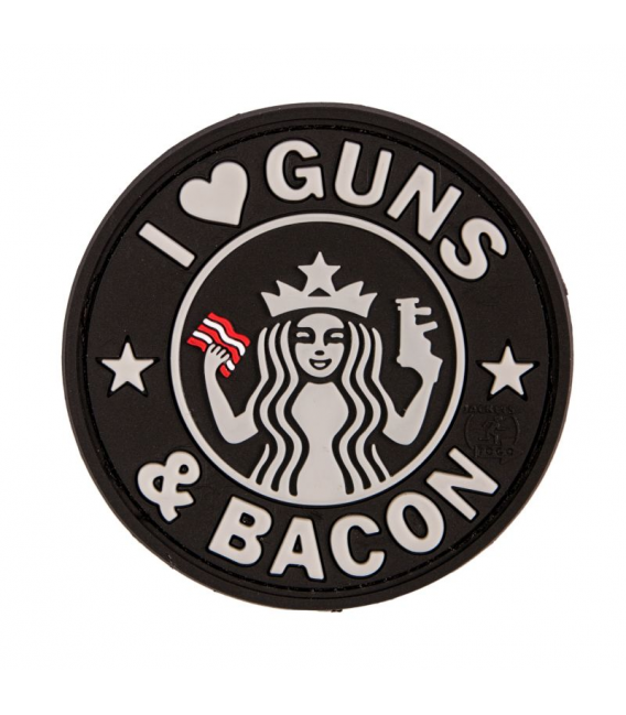3D Rubber Guns and Bacon Patch