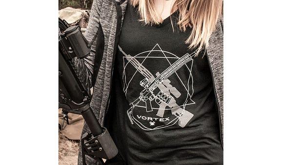 Vortex Optics Black Rifle Tee