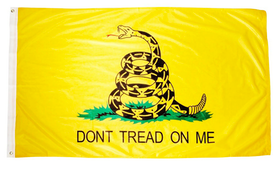 Dont tread on me - flag