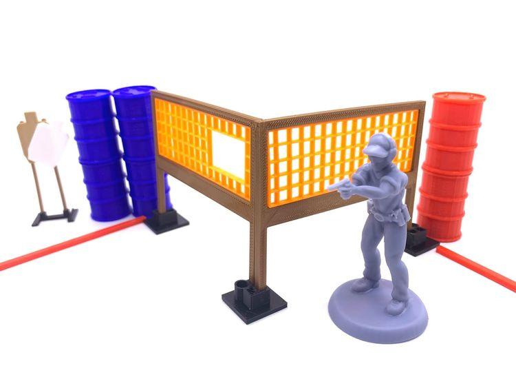 3D Stage Builder - 3D Shooter