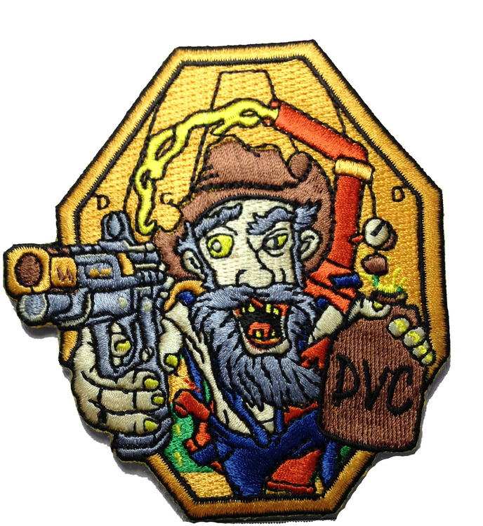 Moonshiners Club - Patch