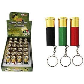 Shotgun Shell Keychain