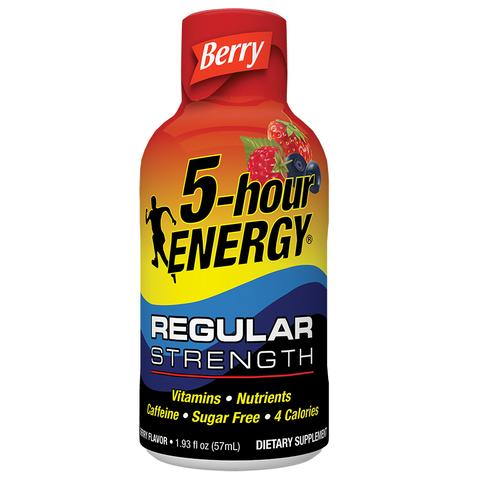 Berry - Regular Strength