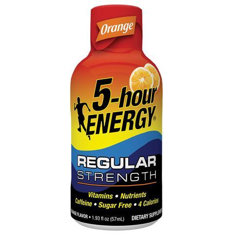 Orange - Regular Strength