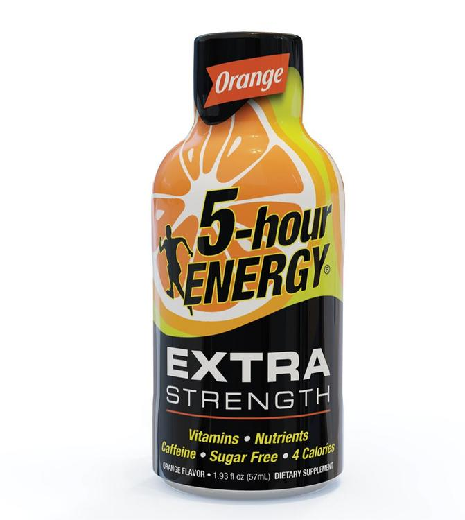 Orange - Extra Strength