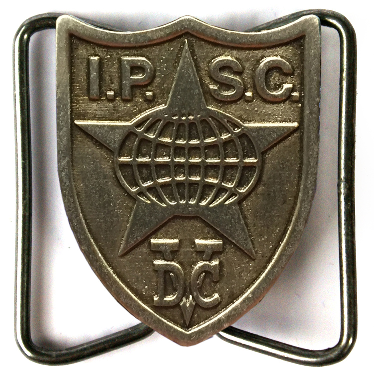 IPSC Belt Clip