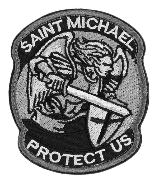 Saint Michael Patch