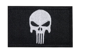 Punisher Tactical Patch