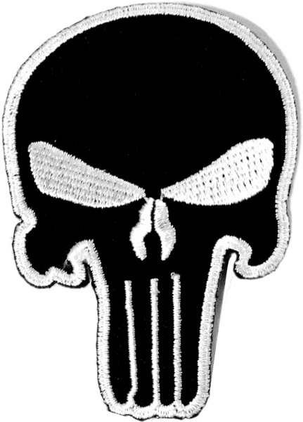 The Punisher Patch