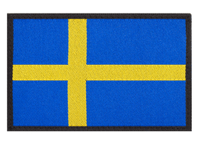 Clawgear - Sweden Flag Patch