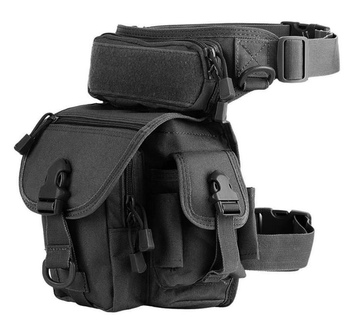 Tactical leg bag